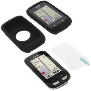 3x Protection chars Glasfolie pour Garmin Edge Explore 1000 chars Diapositive 9 H Verre