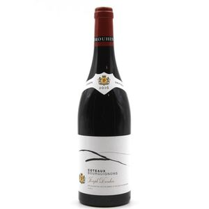 VIN ROUGE Lot de 6 bouteilles Coteaux Bourguignons 2016 Jose
