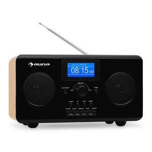 RADIO CD CASSETTE Auna Quarz 150 Radio internet AUX WiFi