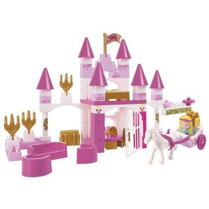 ASSEMBLAGE CONSTRUCTION ABRICK Coffret Princesse