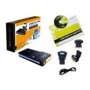 CARTE D'ACQUISITION  MicroConnect - Adaptateur vidéo externe - USB 2.0