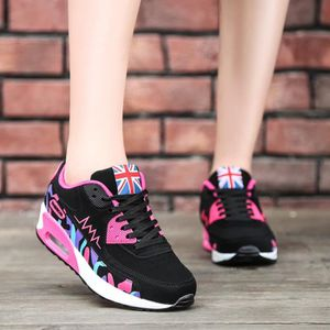 BASKET Mode Femme Sportif Respirant Chaussures Casual ...
