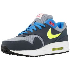 BASKET Baskets Nike Air Max 1 (GS) 555766-015.