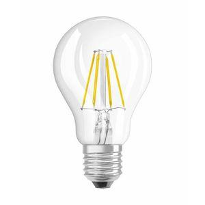 AMPOULE - LED OSRAM-Ampoule LED filament standard E27 Ø6cm 2700K
