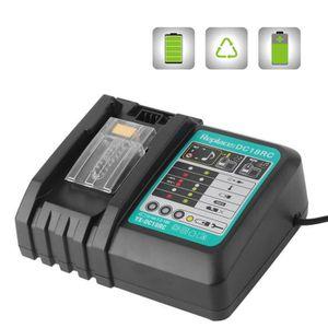 CHARGEUR DE BATTERIE 14.4-18v batterie li-ion dc18rc remplacement prati
