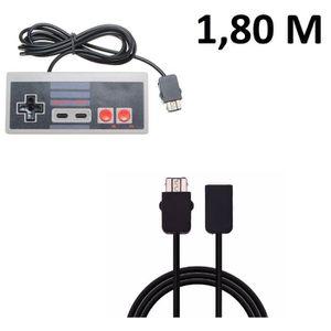 MANETTE JEUX VIDÉO Manette pour Nintendo NES SNES Classic Mini + rall