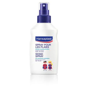 PANSEMENT GÉNÉRALISTE HANSAPLAST Spray enfant antiseptique - 100ml