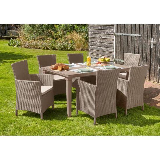 Ensembles de meubles d\'exterieur ,Keter Mobilier de jardin 7 ...