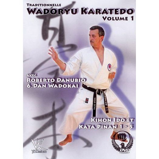 dvd traditionnelle wadoryu karate do vol 1 k en dvd documentaire pas cher cdiscount. Black Bedroom Furniture Sets. Home Design Ideas