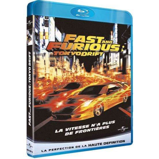 blu ray fast and furious 3 tokyo drift achat vente blu ray film fast and furious 3 tokyo. Black Bedroom Furniture Sets. Home Design Ideas