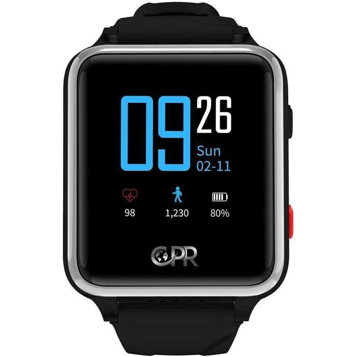 CPR Guardian II - Montre connect&eacutee pour Seniors - &laquo Prot&eacutegez Vos Proches &acircg&eacutes Tout en pr&eacut[540]