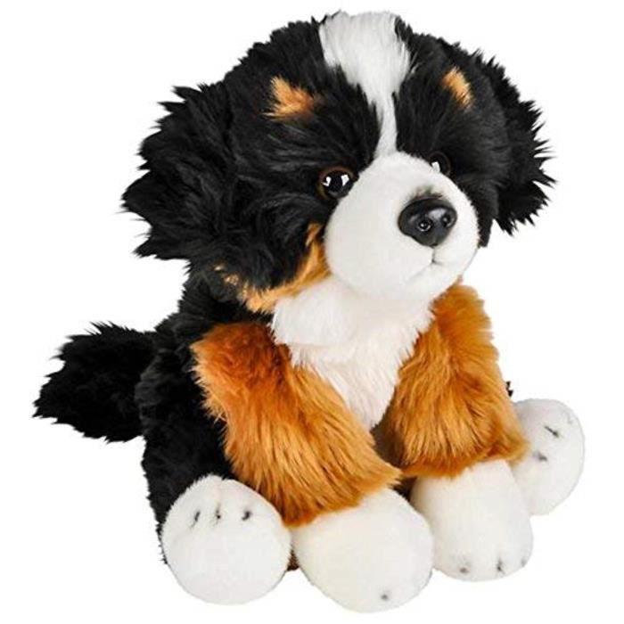 Peluche QBUX3 12 Inch Stuffed Puppy Plush Floppy Pet Kingdom Collection
