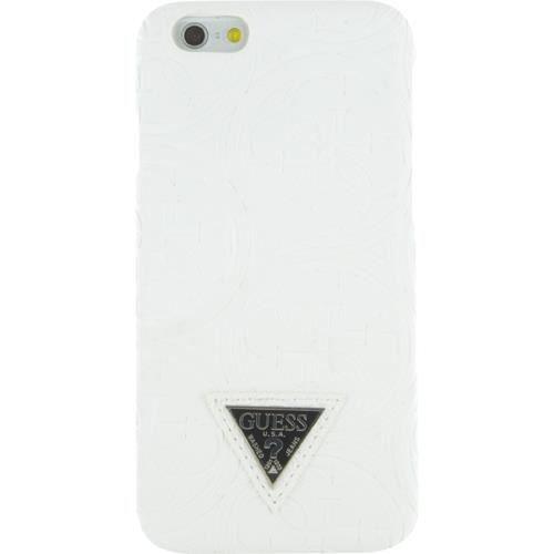 GUESS Coque Héritage - Pour iPhone 6 / 6S - Blanche