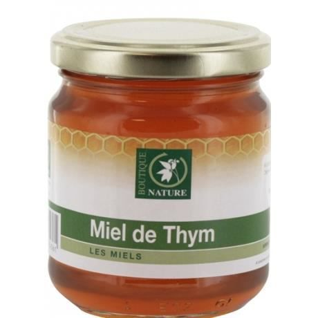 Boutique Nature - Miel de thym - 500 g