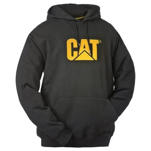 Caterpillar - Sweatshirt à capuche - Homme Noir