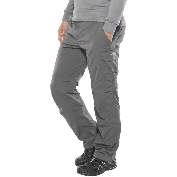 Columbia Silver Ridge II - Pantalon Homme - -32 gris