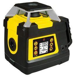 Niveau laser rotatif double pente numérique RL …
