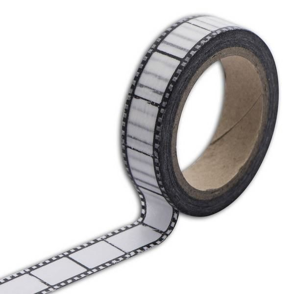 TOGA Rouleau Masking Tape 1,5cm x 10m - NEGATIF PHOTO
