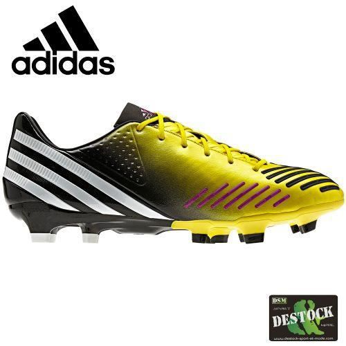 more photos a5c41 5f959 CHAUSSURES DE FOOTBALL Predator Lz Trx Fg Chaussure Foo... Jaune
