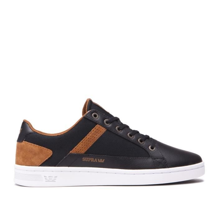 brown white WESTLAKE SUPRA Chaussures black B7Aw0ZqZ
