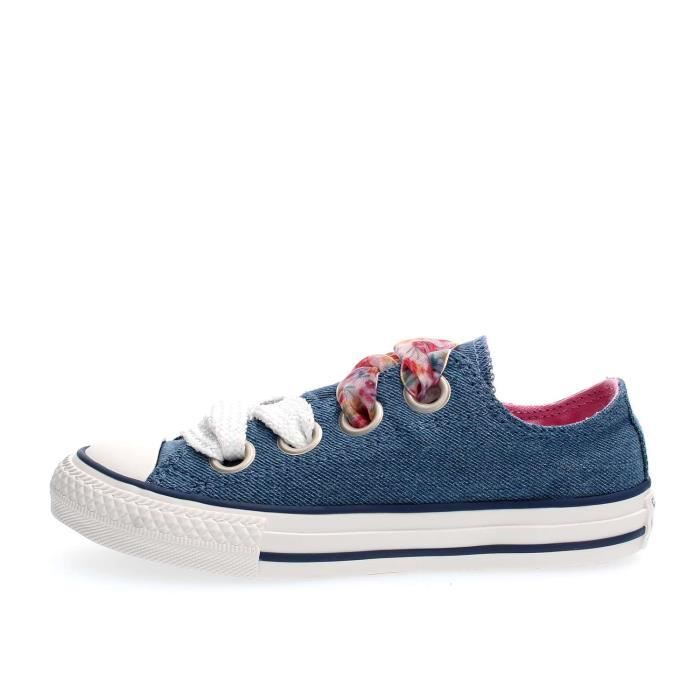 CONVERSE SNEAKERS fille Bluette, 30