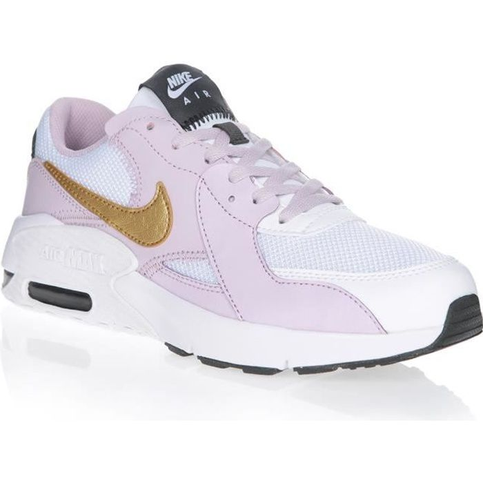 basket air max rose fille