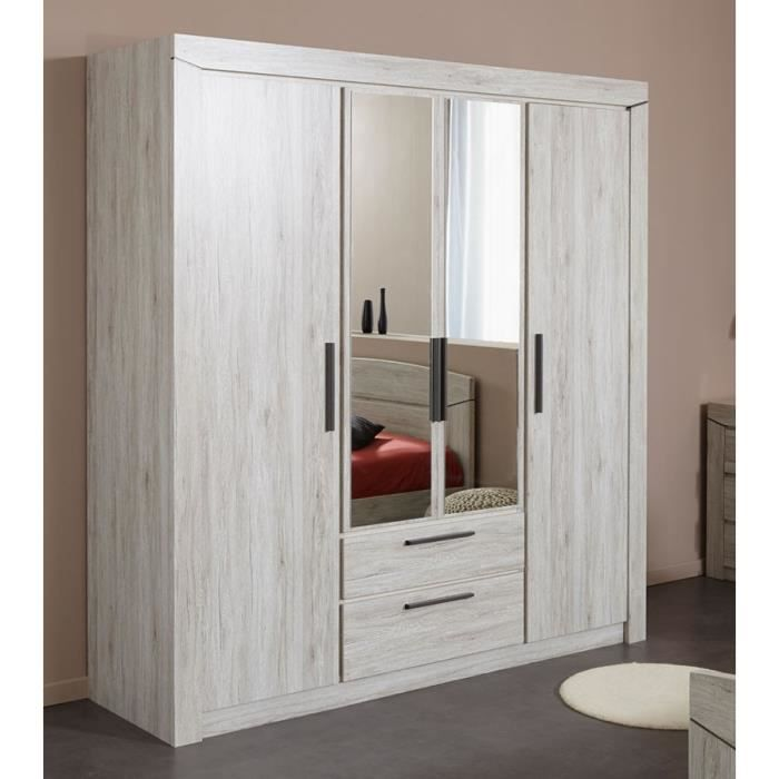 good ordinary grande armoire pas cher armoire de chambre. Black Bedroom Furniture Sets. Home Design Ideas