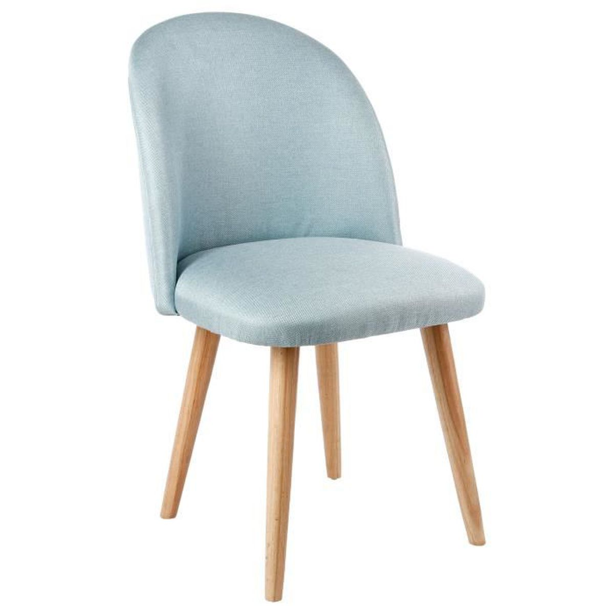 Chaise scandinave bleu achat vente chaise scandinave for Chaise scandinave pas cher