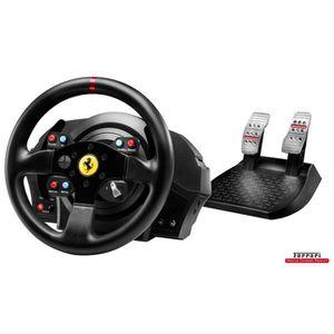 VOLANT PC Volant de Course+Pédalier T300 Ferrari GTE PS4 - P