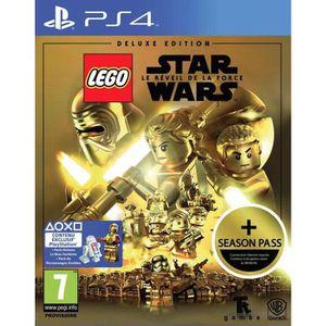 JEU PS4 LEGO Star Wars : Le Réveil de la Force Edition Del