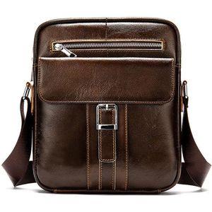 SACOCHE Sacoche Hommes Cuir sac à bandoulière Besace sac b