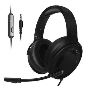 CASQUE AVEC MICROPHONE NUBWO Casque Gaming pour PS4 Xbox one Gamer avec M