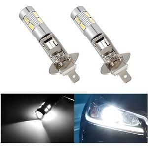 2 x feux de croisement autolight 24 55w h7 xénon Halogène Lampes pour CHEVROLET CAPTIVA