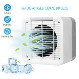CLIMATISEUR FIXE Climatiseur Mini climatisation Conditionneur cool