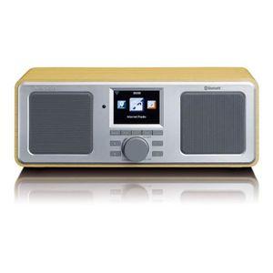 RADIO CD CASSETTE Lenco DIR-150 Radio Internet FM et Bluetooth, Télé