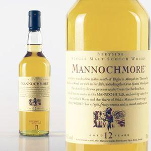 WHISKY BOURBON SCOTCH Whisky Mannochmore 12 ans