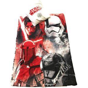 HOUSSE DE COUETTE ET TAIES Parure de Lit Star Wars Lucasfilm - Housse de coue