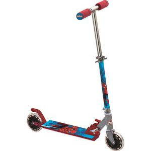PATINETTE - TROTTINETTE SPIDERMAN Trottinette Pliable 2 roues Aluminium -