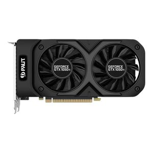 CARTE GRAPHIQUE INTERNE Palit GeForce GTX 1050 Ti Dual OC - Carte graphiqu