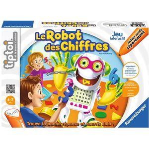 ACCESSOIRE DE JEU TIPTOI Jeu Interactif et Educatif Le Robot des Chi