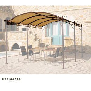 TONNELLE - BARNUM Toile pour tonnelle autoportante ILLUSION 3 m x 4