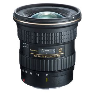 OBJECTIF TOKINA Objectif AT-X 11-20mm Pro DX F2.8 Canon