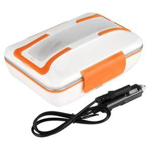 LUNCH BOX - BENTO  12V 40W boîte à lunch chauffante en acier inoxydab