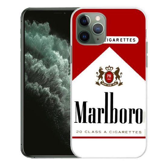 coque pour iphone 11 pro marlboro