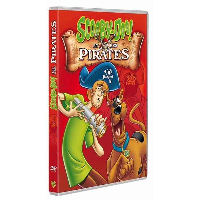 DVD Scooby-Doo! et les pirates