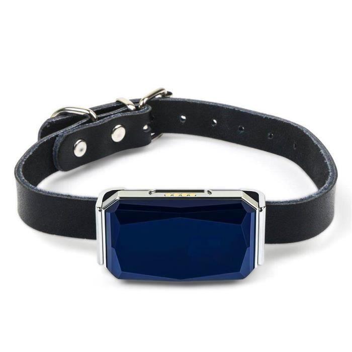 Traqueur GPS pour animaux de compagnie, IP67 étanche, collier Gps réglable, dispositif de suivi pour chiens et chats, anti-perte