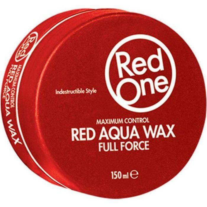 Red One Red Aqua Hair Gel Wax full force 150ml