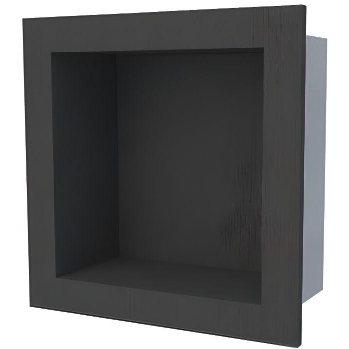 Niche prête à carreler 210 x 210 mm pour hammam salle de bain et tous milieux humides