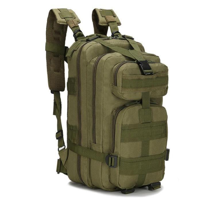 1000D Nylon 30L étanche extérieur sacs à dos militaires sac à dos tactique sport Camping randonnée randonnée pêche sac de chasse