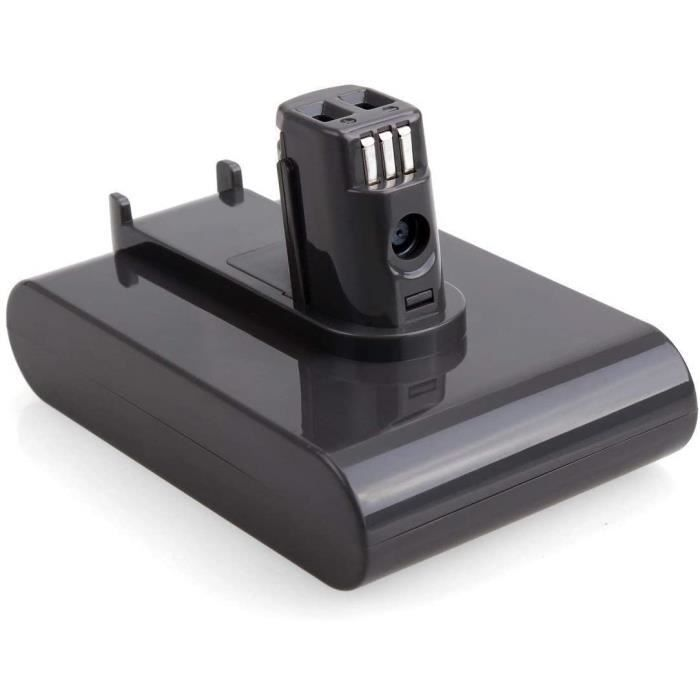Batterie pour Dyson DC31 DC34 DC35 DC44 917083-01 batterie Type A 22.2v (Non compatible Type B)